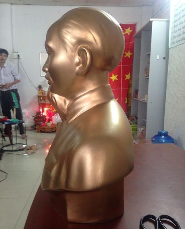 Tại sao nên chọn mua tượng bán thân bác hồ bằng đồng tại Như Bình?